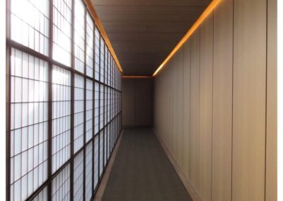 Hallway minimal, London 2015 (Medium)