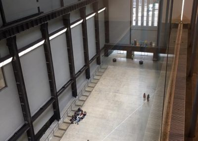 Tate Modern and above, London 2016 (Medium)